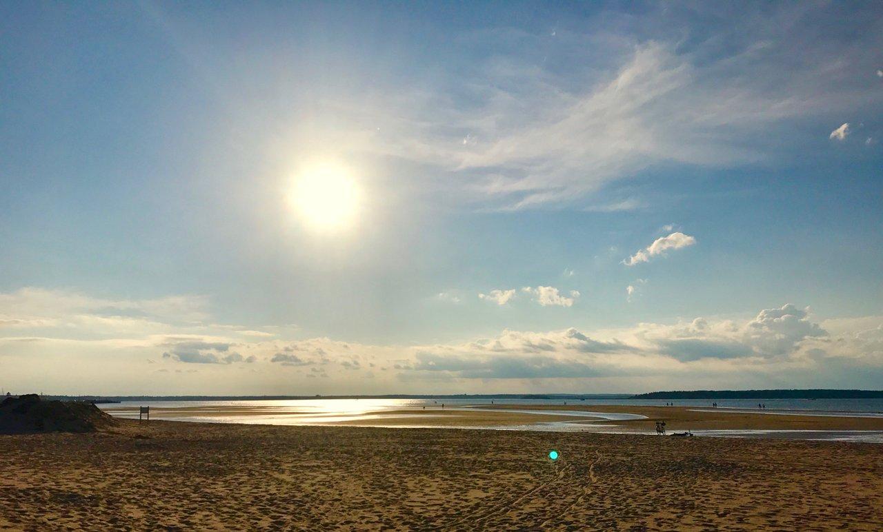 Parlee Beach, Parlee Beach Provincial Park, Pointe-du-Chêne, New Brunswick